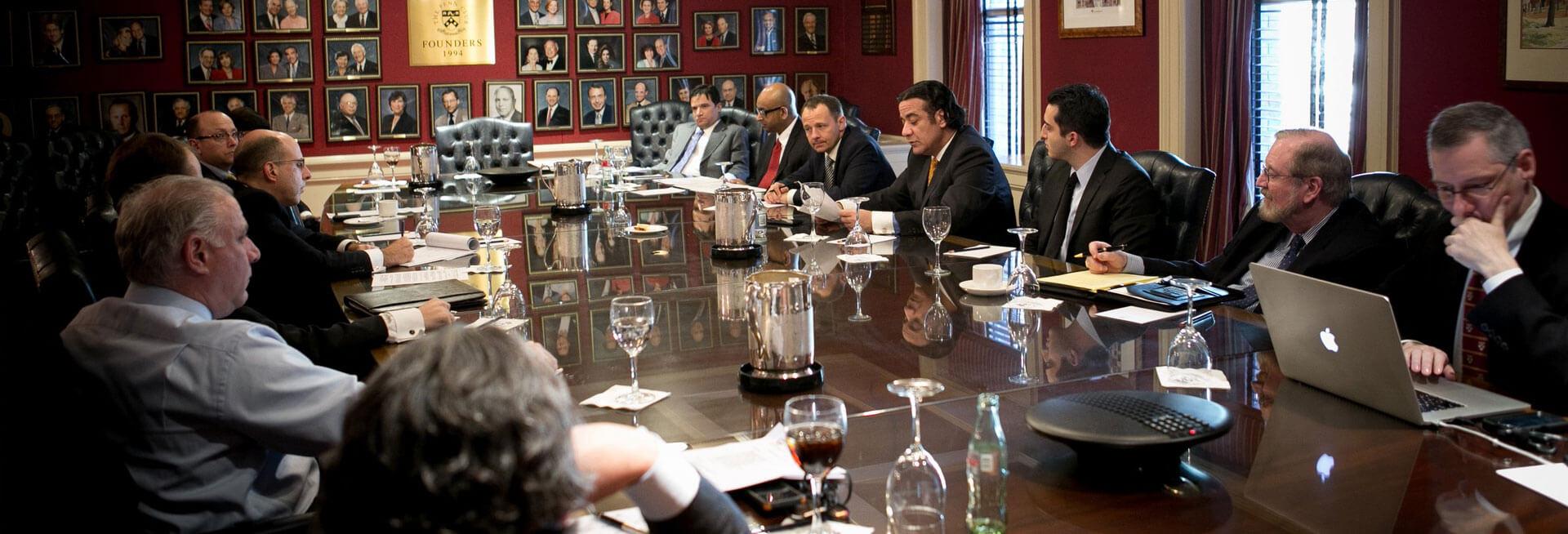 Blackhawk Partners Advisory Team