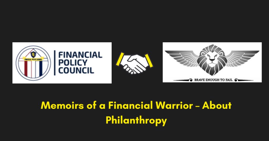 Memoirs of a financialwarrior1