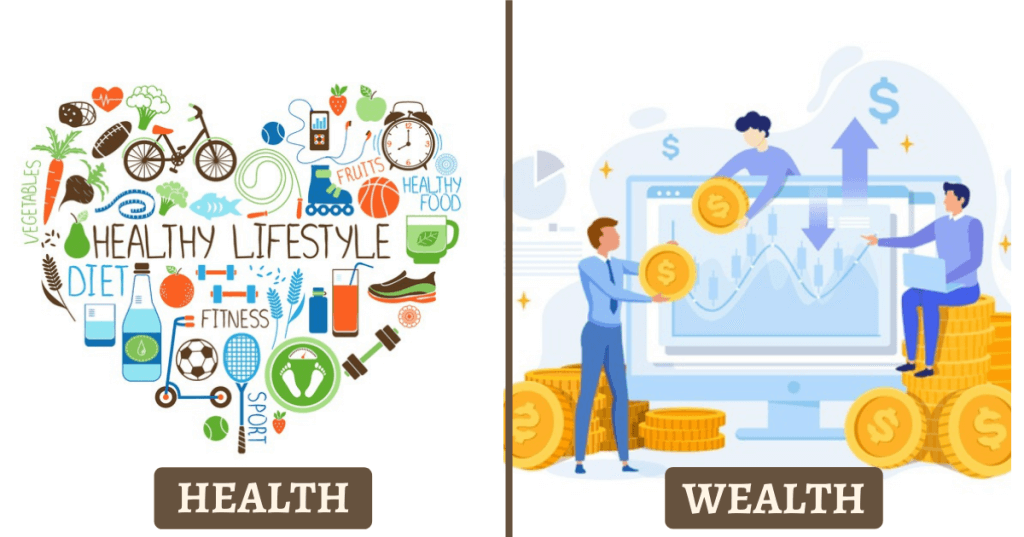 Get Into the Habit of Creating Health and Wealth